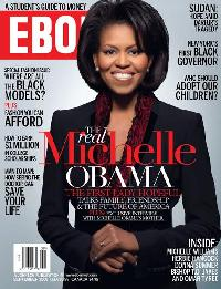 Michelle Obama on the Cover