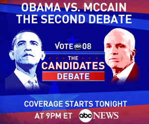 Second Debate Tonight