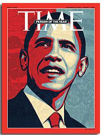 Barack Obama, Time Person of The Year
