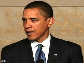 President Defends Gitmo Stand