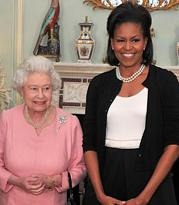 Queen and First Lady