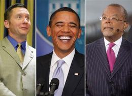 Crowley, Obama, Gates