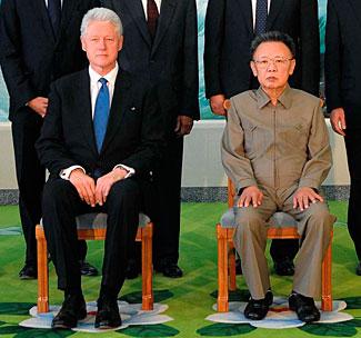 Former President in Korea