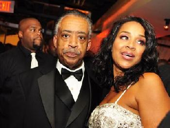 Sharpton and Raye