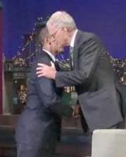 President and Letterman