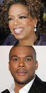 Oprah and Tyler