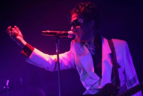 Prince Live AT Paisley
